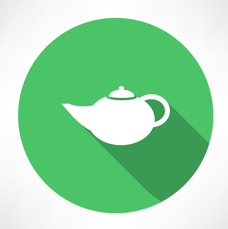 harmonious: Teapot icon Illustration