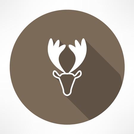 jonge herten pictogram