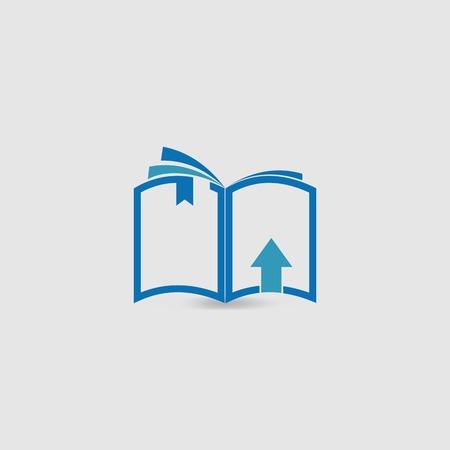 Book icon  イラスト・ベクター素材