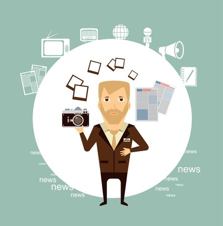 freelancer: journalist photographs illustration