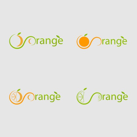 icon orange Vector