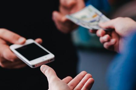 buy used smartphone 스톡 콘텐츠