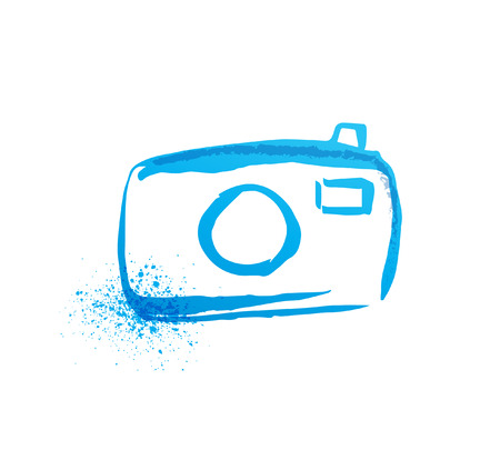 Camera Icon Vector Object Image Art Drawing