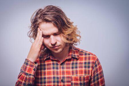 headache in men