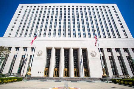 angeles: United States Court House