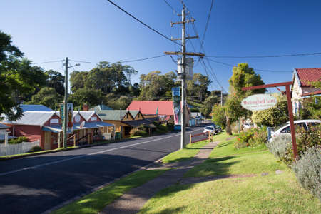 Historic Central Tilba