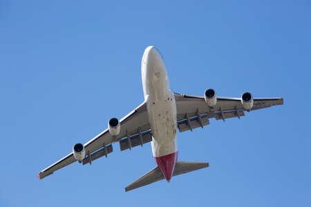 boeing 747: Qantas Boeing 747-400 Volare