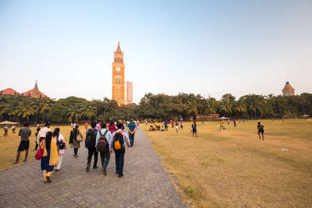 Oval Maidan Mumbai Editorial