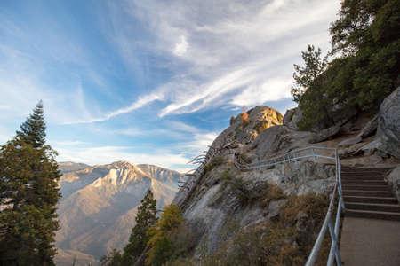 Sequoia National Park Zdjęcie Seryjne