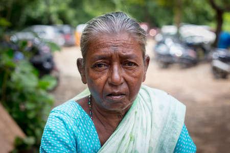 Food Merchant at Kanheri Caves Editorial
