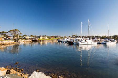 Bermagui Wharf and Marina