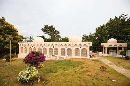 Bukit Melawati Mausoleum