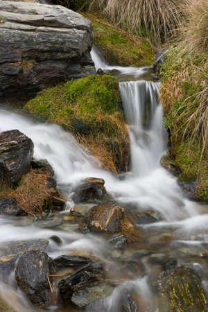 The Remarkables Water Feature