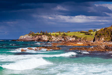 Narooma Shoreline in NSW Australia