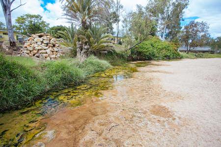 Innot Hot Springs in Australia