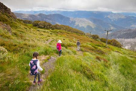 Mount Buller Walking Trails in Australia
