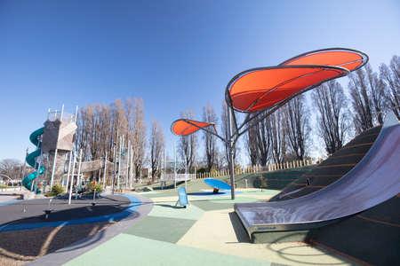 Margaret Mahy Playground in Christchurch