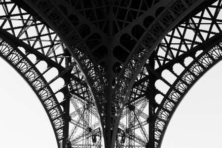 The Iconic Eiffel Tower in France