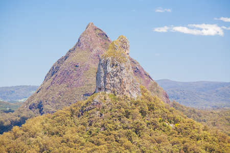 Glass House Mountains Queensland Australia