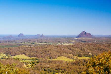 Glass House Mountains Queensland Australia