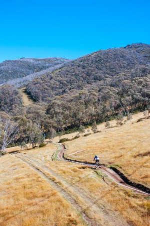 Thredbo Mountain Biking in Australia