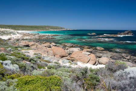 Australian Beach Scene Margaret River