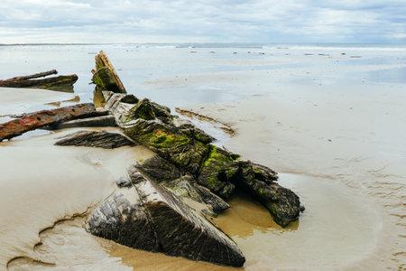 Amazon Shipwreck in Inverloch Australia