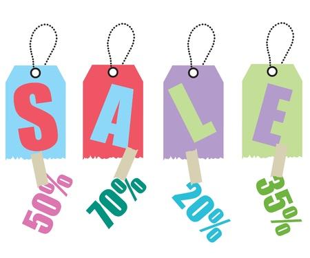 Sale Stock Vector - 9906290