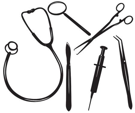 equipos medicos: Conjunto de m�dico