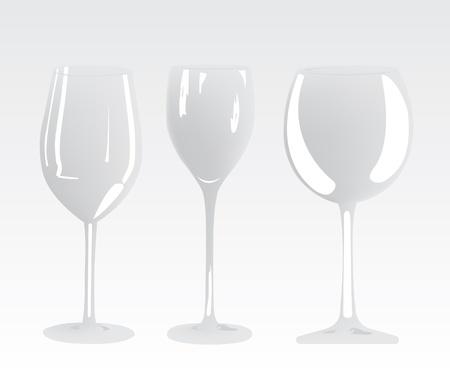 goblet: Wine glass Illustration