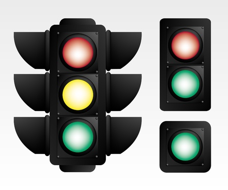 allow: Traffic light