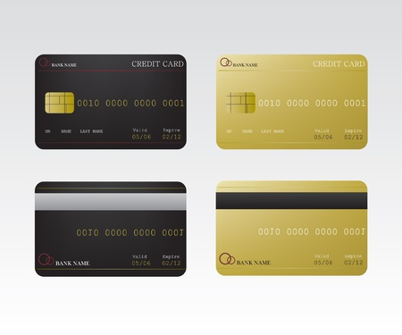 credit card icon: Credit card