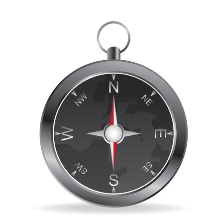 Compass illustration Vector