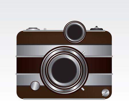reflex camera: Retro camera