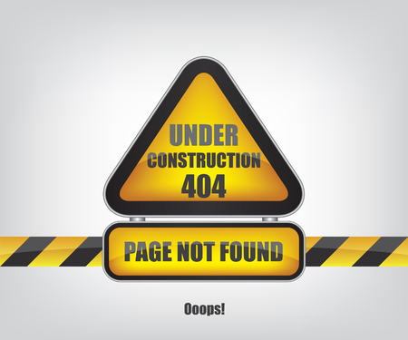 ooops: Page not found error 404