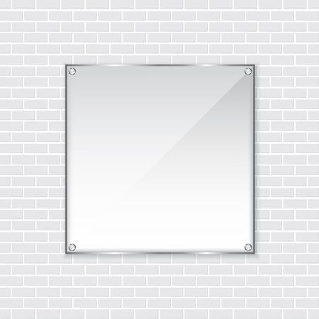 brickwall: Pared de ladrillo y marco