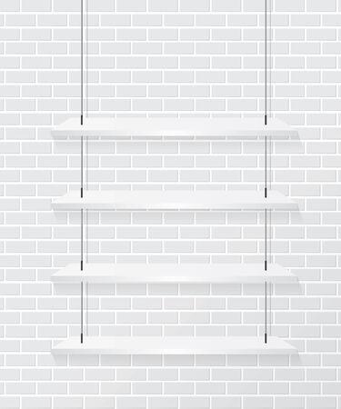 brickwall: Pared de ladrillo y dejar de lado blanco