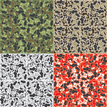 color conceal: Camouflage pattern background