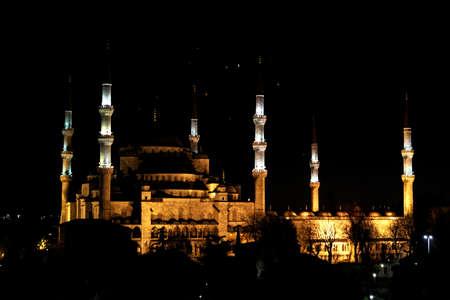 Blue Mosque Instanbul, Turkey