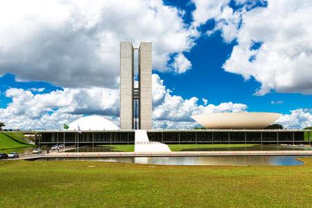 congress: Brazilian National Congress in Brasilia, Brazil.