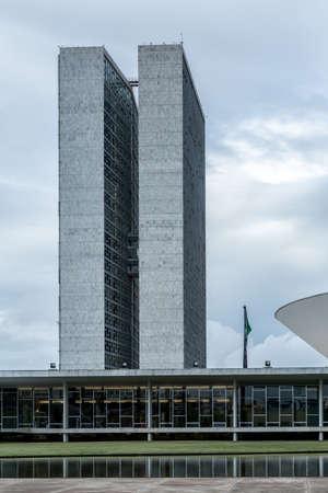 congress: Brazilian National Congress in Brasilia, Brazil