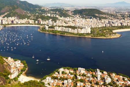 Amazing landscape in Rio de Janeiro, Brazil - Latin America