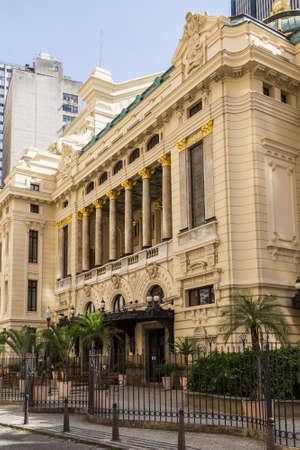 rio: Opera House in Rio de Janeiro, Brazil