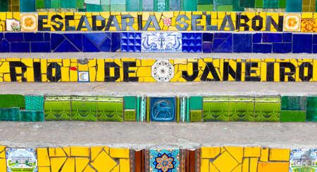 rio de janeiro: Steps Selaron, Rio de Janeiro, Brazil