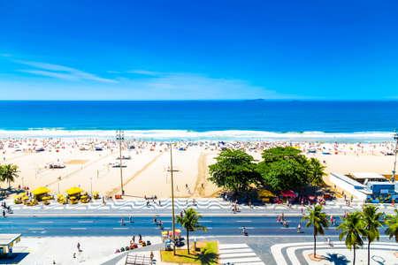 rio: Copacabana Beach, Rio de Janeiro, Brazil