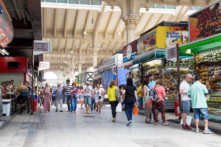 municipal: Municipal Market Mercado Municipal in Sao Paulo