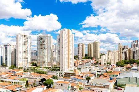 south  america: la ciudad de Sao Paulo en América del Sur, Brasil
