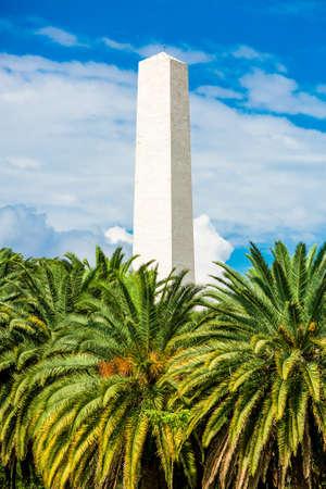 obelisk: Obelisk in Sao Paulo, Brazil