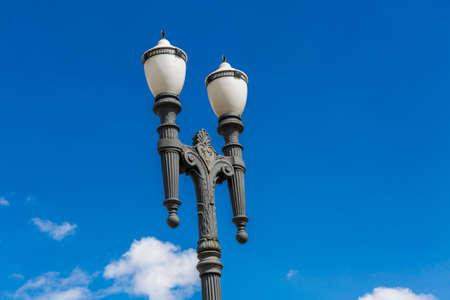 luminaire: Sao Paulo Streetlight, Brazil