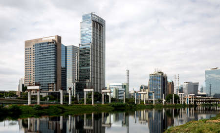 marginal: Marginal Pinheiros in Sao Paulo, Brazil